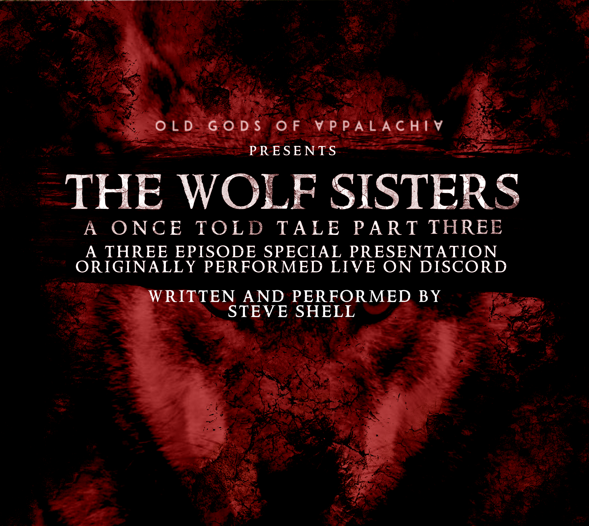 A Once-Told Tale: The Wolf Sisters Part Three Art