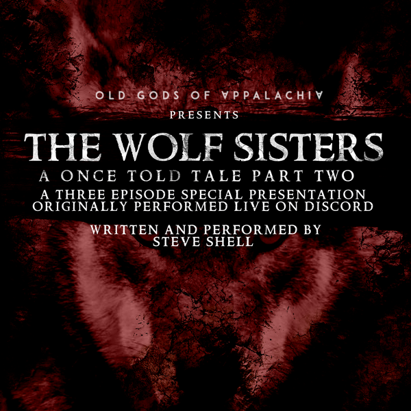 A Once-Told Tale: The Wolf Sisters Part Two Art